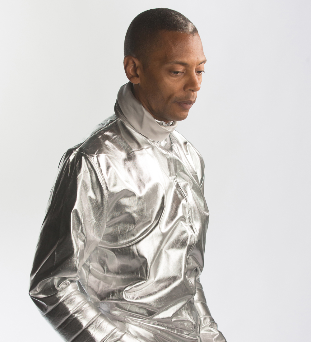 Jeff Mills by Jacob Khrist